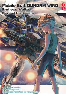 MOBILE SUIT GUNDAM WING GLORY OF THE LOSERS GN VOL 08