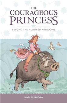 COURAGEOUS PRINCESS TP VOL 01 BEYOND THE HUNDRED KINGDOMS