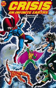 CRISIS ON INFINITE EARTHS COMPANION DLX HC VOL 03