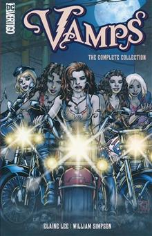 VAMPS THE COMPLETE COLLECTION TP (MR)