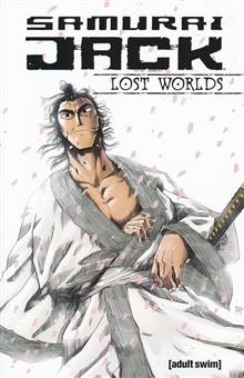 SAMURAI JACK LOST WORLDS TP