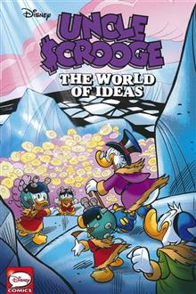 UNCLE SCROOGE TP WORLD OF IDEAS