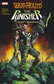 WAR OF REALMS TP PUNISHER
