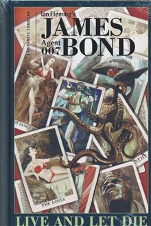 JAMES BOND LIVE & LET DIE HC