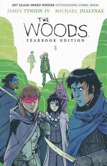 WOODS YEARBOOK ED TP VOL 03