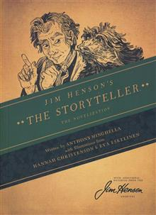 JIM HENSON STORYTELLER NOVEL SC