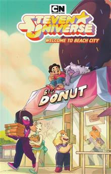 STEVEN UNIVERSE WELCOME TO BEACH CITY TP