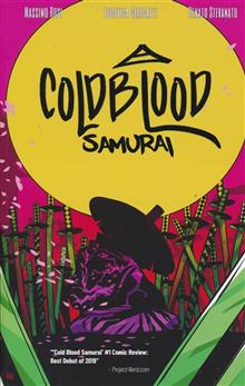 COLD BLOOD SAMURAI TP VOL 01