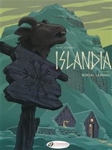 ISLANDIA GN VOL 01 BOREAL LANDING