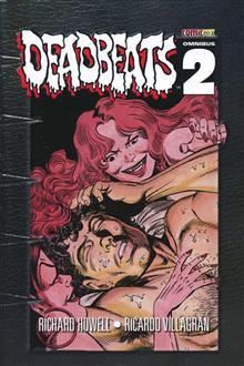 DEADBEATS OMNIBUS TP VOL 02