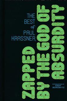 ZAPPED BY GOD OF ABSURDITY HC BEST PAUL KRASSNER