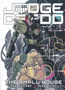 JUDGE DREDD TP SMALL HOUSE