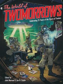 WORLD OF TWOMORROWS GN