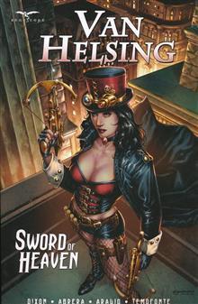 VAN HELSING SWORD OF HEAVEN TP