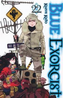 BLUE EXORCIST GN VOL 22