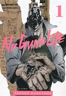 NO GUNS LIFE GN VOL 01
