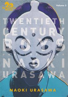 20TH CENTURY BOYS TP VOL 05 PERFECT ED URASAWA