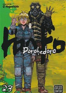 DOROHEDORO GN VOL 23 (MR)