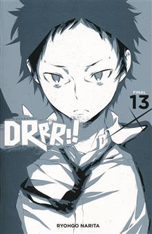 DURARARA LIGHT NOVEL SC VOL 13 (RES)