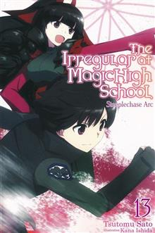 IRREGULAR AT MAGIC HIGH SCHOOL LIGHT NOVEL SC VOL 13