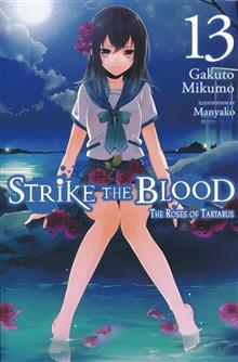 STRIKE THE BLOOD LIGHT NOVEL SC VOL 13