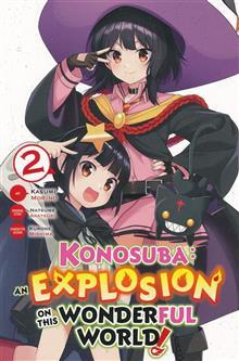 KONOSUBA EXPLOSION WONDERFUL WORLD GN VOL 02