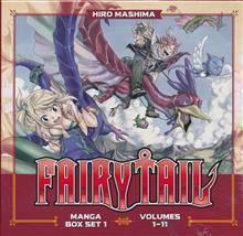 FAIRY TAIL BOX SET VOL 01