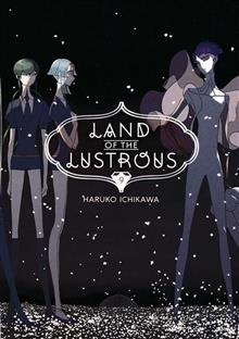 LAND OF THE LUSTROUS GN VOL 09