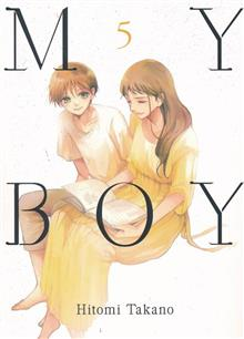 MY BOY GN VOL 05