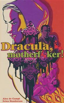 DRACULA MOTHERF--KER HC