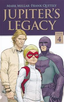 JUPITERS LEGACY TP VOL 04 NETFLIX ED (MR)