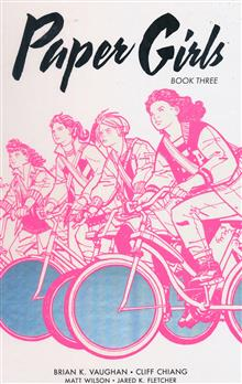 PAPER GIRLS DLX ED HC VOL 03