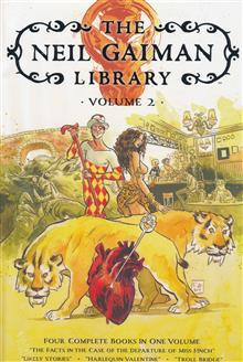 NEIL GAIMAN LIBRARY EDITION HC VOL 02