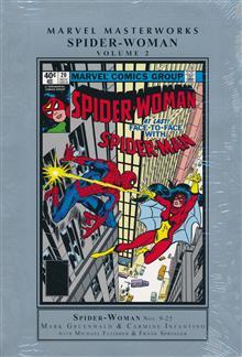 MMW SPIDER-WOMAN HC VOL 02
