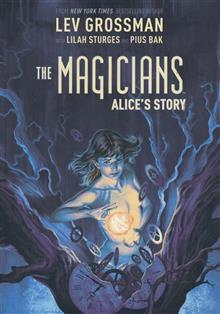 MAGICIANS ALICE STORY ORIGINAL GN
