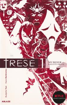TRESE GN VOL 01 MURDER ON BALETE DRIVE (MR)