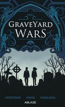 GRAVEYARD WARS HC GN VOL 01