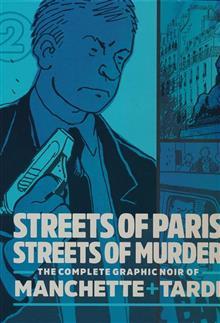 COMPLETE NOIR MANCHETTE TARDI HC VOL 02 STREETS PARIS