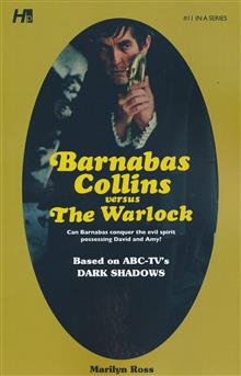 DARK SHADOWS PAPERBACK LIBRARY NOVEL VOL 11 BARNABAS COLLINS