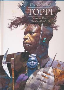 COLLECTED TOPPI HC VOL 04