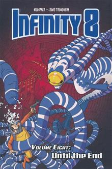 INFINITY 8 HC VOL 08 UNTIL THE END (MR)