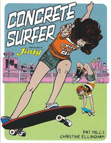 CONCRETE SURFER TP (RES)