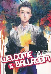 WELCOME TO BALLROOM GN VOL 10 (RES)