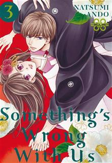 SOMETHINGS WRONG WITH US GN VOL 03