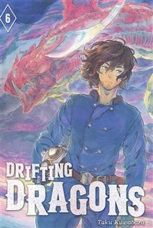 DRIFTING DRAGONS GN VOL 06
