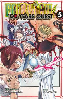 FAIRY TAIL 100 YEARS QUEST GN VOL 05
