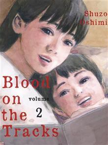 BLOOD ON TRACKS GN VOL 02 (RES) (MR)