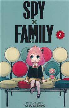 SPY X FAMILY GN VOL 02