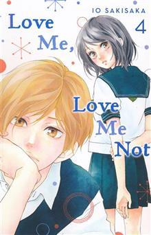 LOVE ME LOVE ME NOT GN VOL 04