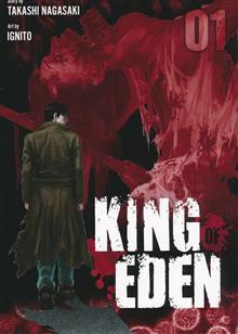 KING OF EDEN GN VOL 01 (RES)
